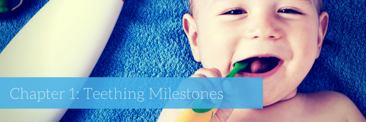 Teething Miletones