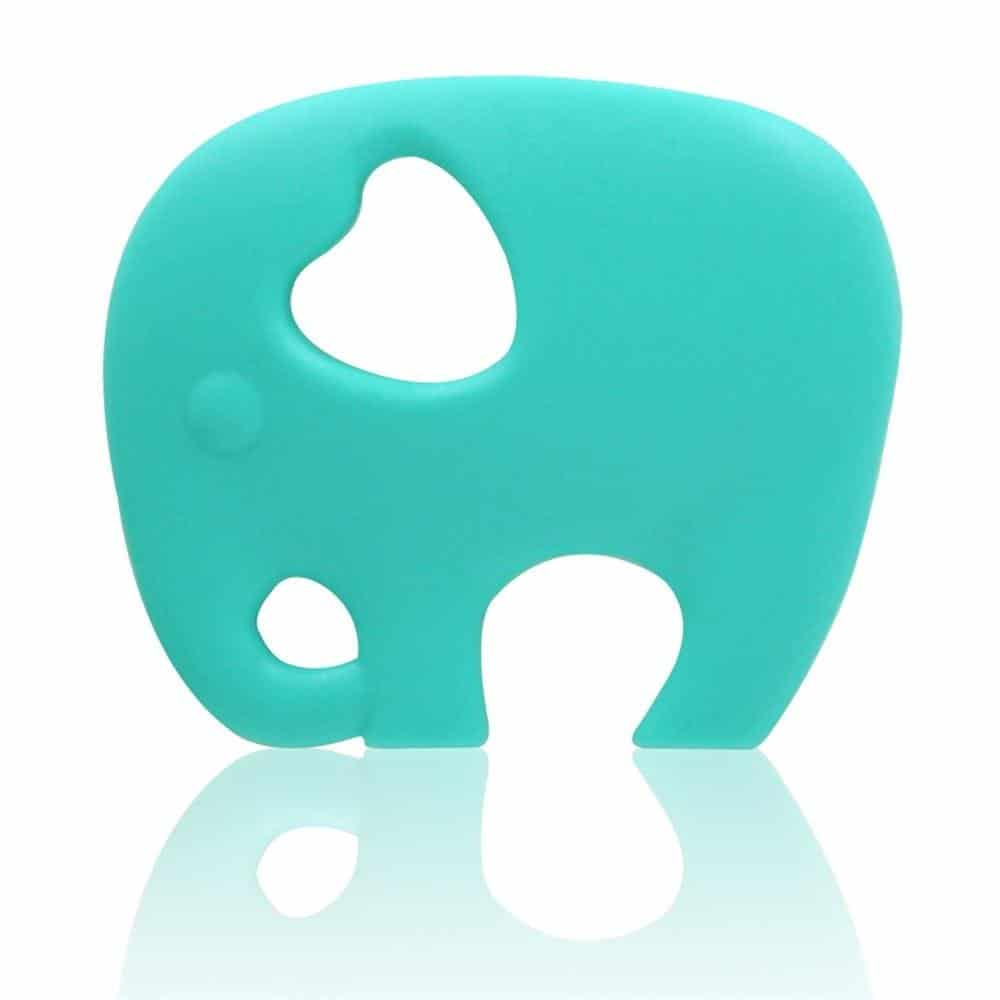 AILAMS Elephant Baby Teether Toy