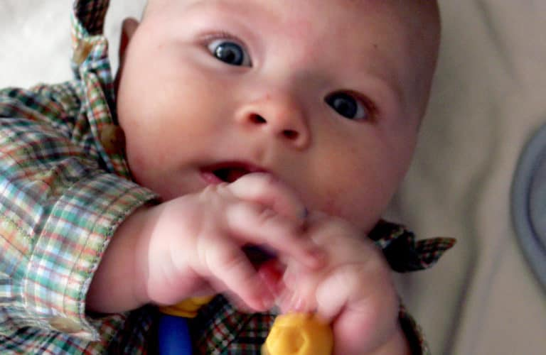 Teething Rash: What is it and How To Treat It